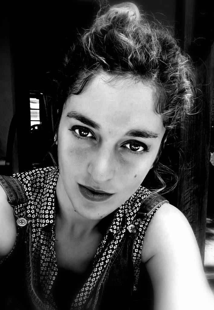Das Bild zeigt ein Foto Marta Mesquida