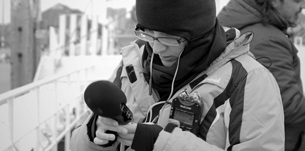 Schwarz weiß Foto von Vasiliki Farmaki