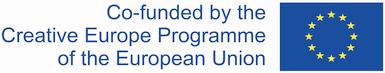 Logo Creative Europe Programme of the European Union