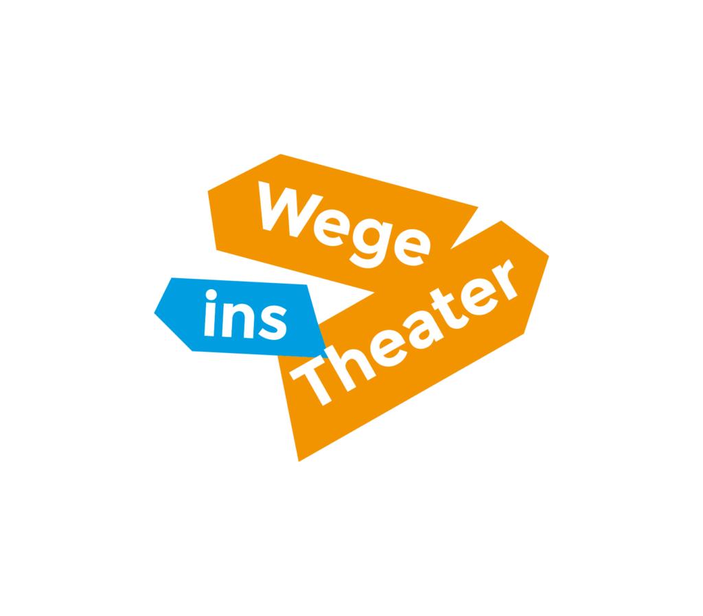 Logo wege ins Theater