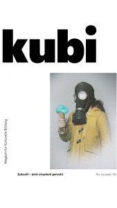 """Titelbild der Zeitschrift """"kubi"""", Ausgabe 19"""